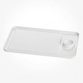 Koziol eiBRETT Snack Board solid white