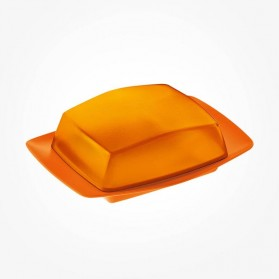 Koziol RIO Butter Dish orange