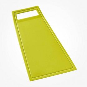 Koziol Kant Cutting Board Mustard Green