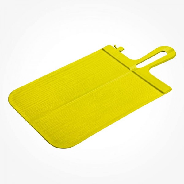 Koziol SNAP Chopping Board Large Solid Mustard green