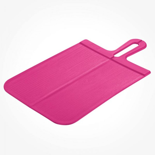 Koziol SNAP Chopping Board Large solid Pink