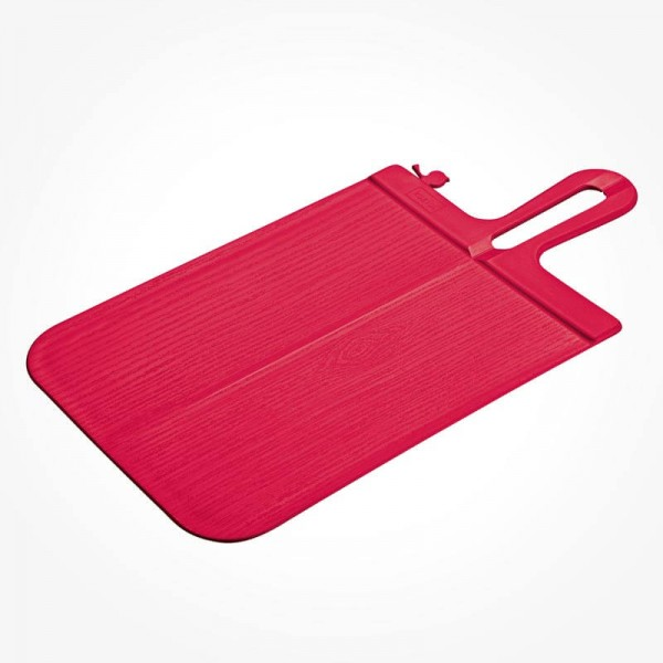 Koziol SNAP Chopping Board Large solid raspberry red