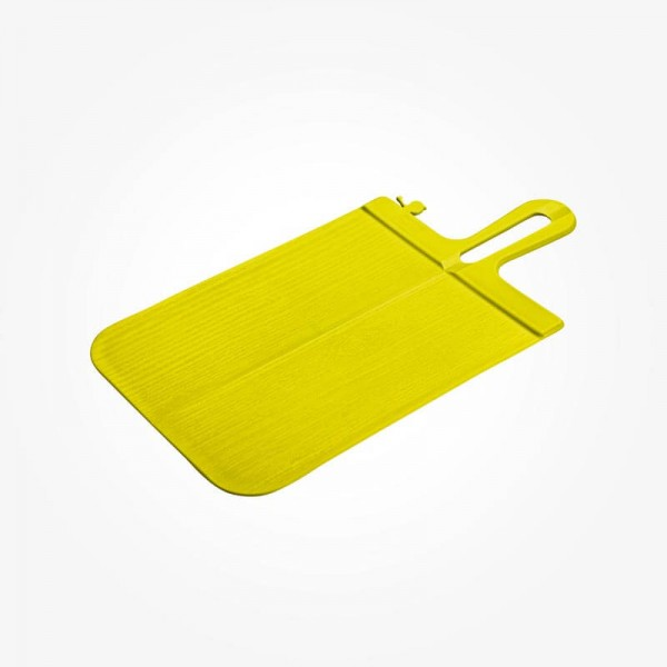 Koziol SNAP Chopping Board small Mustard green