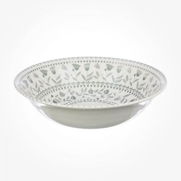 Churchill Caravan Trail Tilly Salad Bowl 24cm