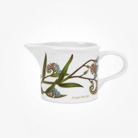 Portmeirion Botanic Garden Cream Jug Drum Shape