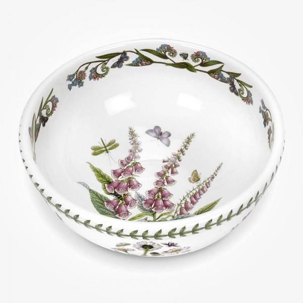 Portmeirion Botanic Garden 10 inch Salad Bowl-Foxglove