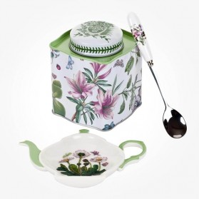Pimpernel 3 Piece Tea Sets Botanic Garden Gift Box