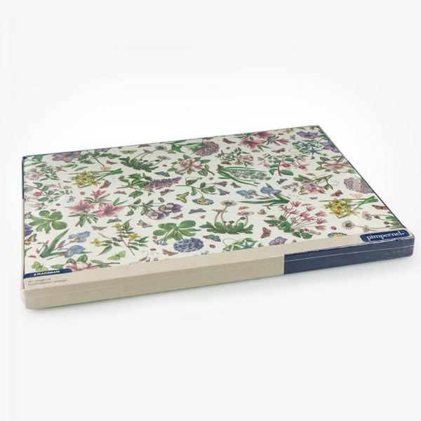 Pimpernel Botanic Garden Chintz Placemats Set of 4