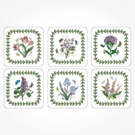 Pimpernel Botanic Garden Coaster Set of 6