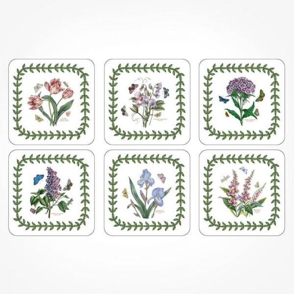 Pimpernel Botanic Garden Coaster Set of 6