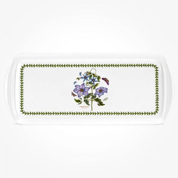 Pimpernel Botanic Garden Sandwich Tray - Clematis