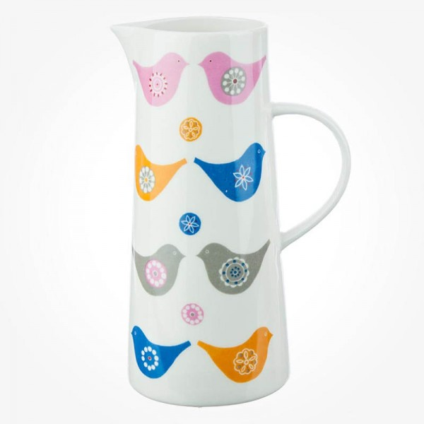 Love Birds Tall Jug 0.8L - water jug