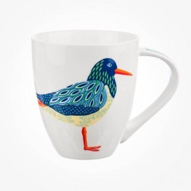 Queens Couture Paradise Birds Oystercatcher Crush Mug