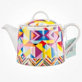 Collier Campbell Admiral Teapot kaleidoscope 930mL