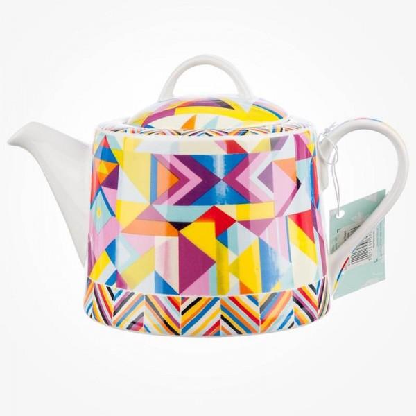 Collier Campbell Admiral Teapot kaleidoscope 930mL
