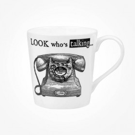 About Time Chestnut Mug Telephone