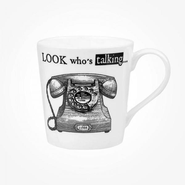 About Time Chestnut Mug Telephone