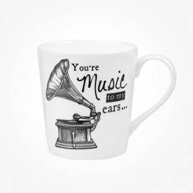 About Time Chestnut Mug Gramophone