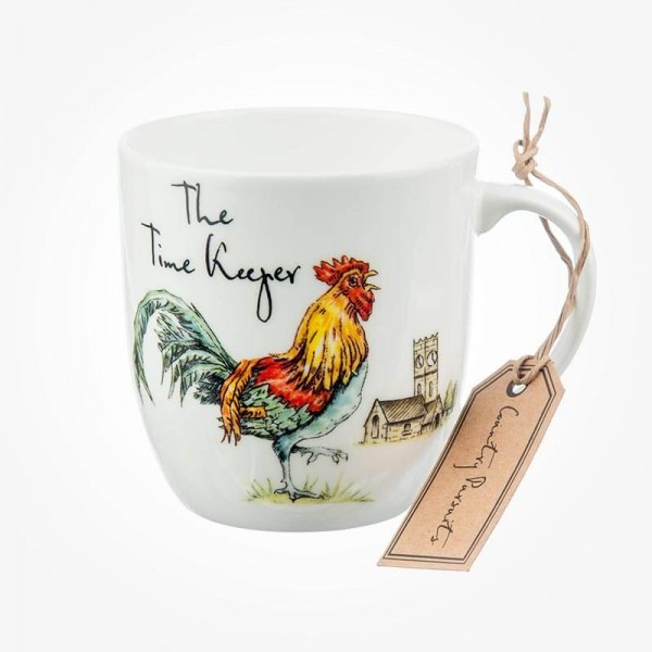Country Pursuits Olive Mug Time Keeper