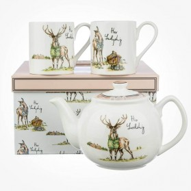 Country Pursuits Tea For Two Gift Box