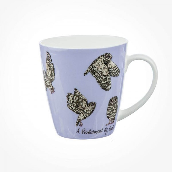 The In Crowd Cherry Mug A Parliament of Owls