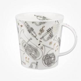 Dunoon Mugs Cairngorm Encore Brass