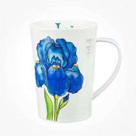 Dunoon mugs Argyll Iris