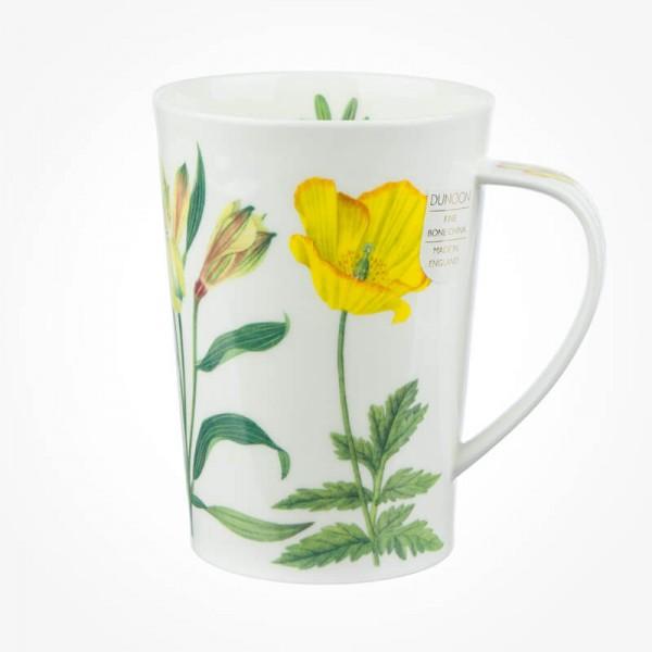 Dunoon Argyll Melody Yellow Mug