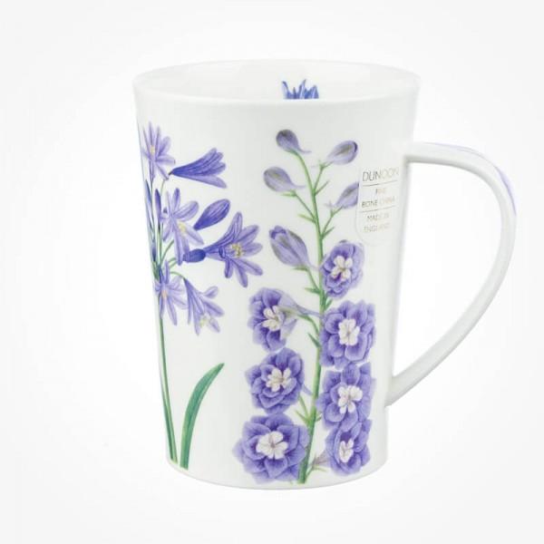 Dunoon Argyll Melody Purple Mug