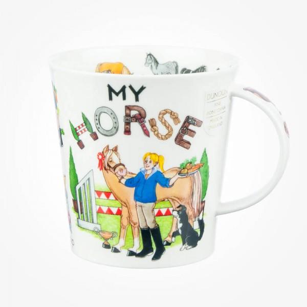 Dunoon Cairngorm Mug My Horse