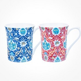 Queens Classic Sian Assorted Mugs