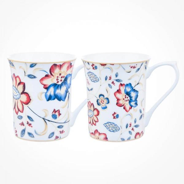 Queens Classic Jacobean Assortment Mugs