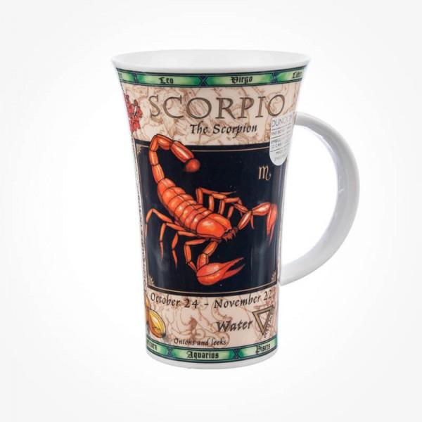 Dunoon Mugs Glencoe Zodiacs Scorpio
