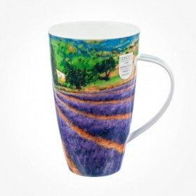 Dunoon Mugs Henley Paysage Lavender
