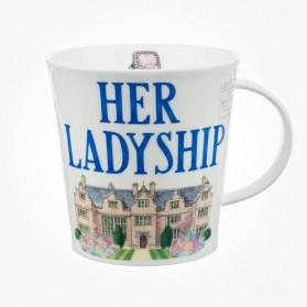 Dunoon Mugs Cairngorm Her Ladyship
