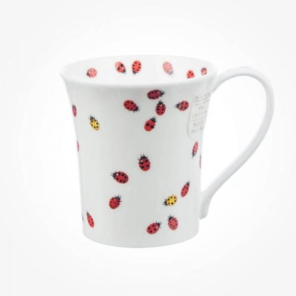 Dunoon Mugs Jura Flitterbugs Ladybird