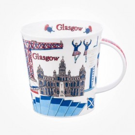 Dunoon Cairngorm Glasgow Mug