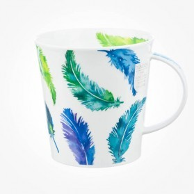Dunoon Mug Cairngorm Tickle Turquoise