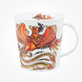Dunoon Mug Cairngorm Mythicos Phoenix