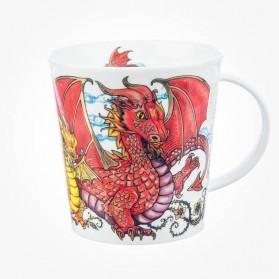 Dunoon Mug Cairngorm Mythicos Dragon