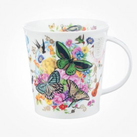Dunoon Mug Cairngorm Voyage of Discovery Butterfly