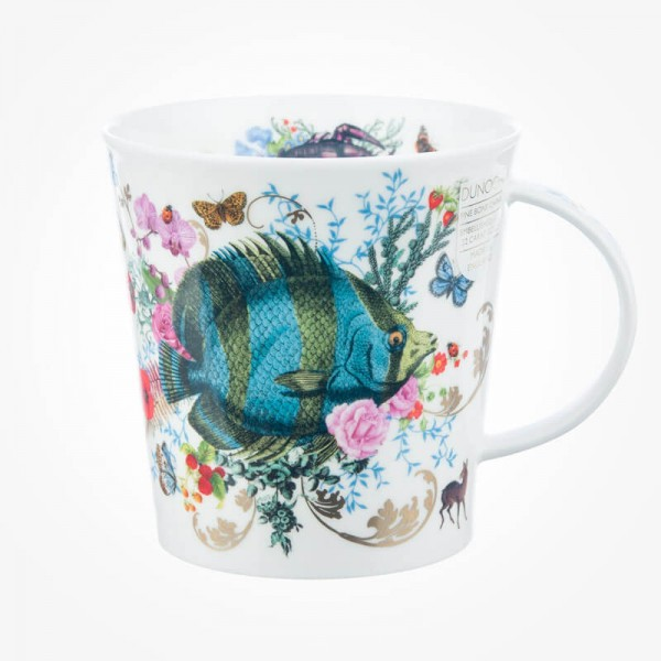 Dunoon Mug Cairngorm Voyage of Discovery Fish