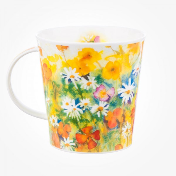 Dunoon Mug Cairngorm Summer Haze Yellow