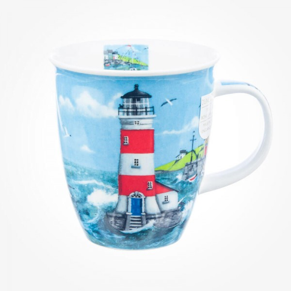 Dunoon Nevis Lighthouse Blue
