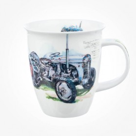 Dunoon Mug Nevis Tractor Grey