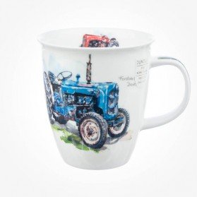 Dunoon Mug Nevis Tractor Blue