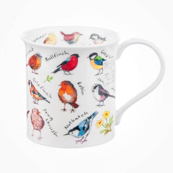 Dunoon Mugs Bute Birdlife Garden