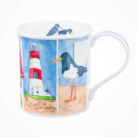 Dunoon Mugs Bute Sandy Bay Lighthouse