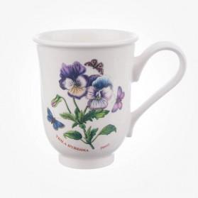 Botanic Garden Bell Beaker Pansy