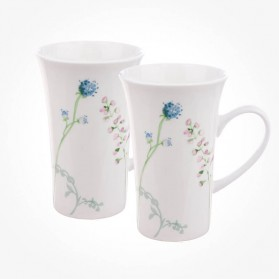 Camille Latte Mugs 2 pcs box set